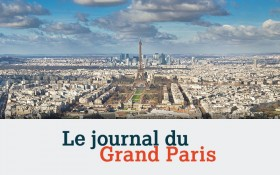 Lancement du Journal du Grand Paris